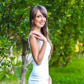 Single wife Elena, 26 yrs.old from Zaporozhye, Ukraine