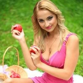 Beautiful girlfriend Anastasia, 22 yrs.old from Kiev, Ukraine