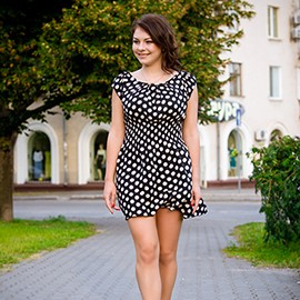 Charming miss Valeriya, 20 yrs.old from Zaporozhye, Ukraine