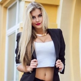 Single girl Alina, 21 yrs.old from Kiev, Ukraine
