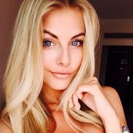 Gorgeous lady Alina, 20 yrs.old from Kiev, Ukraine