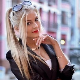 Charming pen pal Alina, 21 yrs.old from Kiev, Ukraine