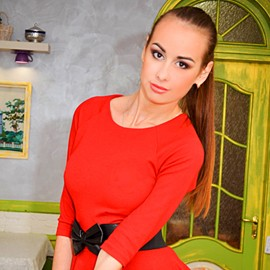 Pretty mail order bride Olga, 22 yrs.old from Poltava, Ukraine