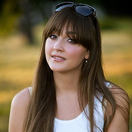 Single girlfriend Elizaveta, 25 yrs.old from Zaporozhye, Ukraine