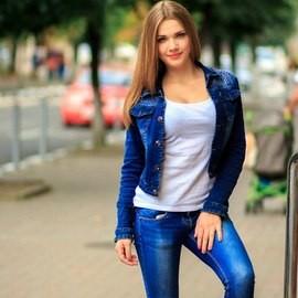 Nice lady Svetlana, 19 yrs.old from Ivano - Frankivsk, Ukraine