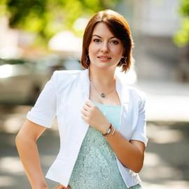 Beautiful bride Yanina, 37 yrs.old from Nikolaev, Ukraine
