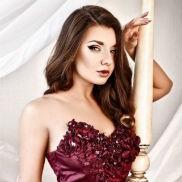 Pretty bride Alyona, 25 yrs.old from Kiev, Ukraine