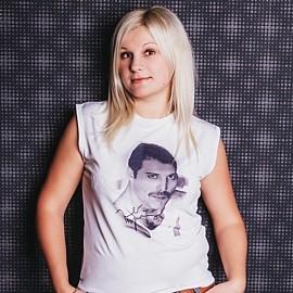 Single miss Victoriya, 34 yrs.old from Simferopol, Russia