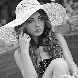 Charming girlfriend Valeria, 25 yrs.old from Kiev, Ukraine