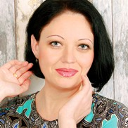 Pretty mail order bride Yelena, 47 yrs.old from Sumy, Ukraine