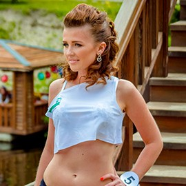 Charming woman Ekaterina, 25 yrs.old from Poltava, Ukraine