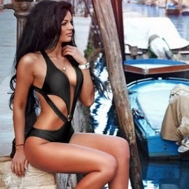 Charming wife Katerina, 29 yrs.old from Donetsk, Ukraine