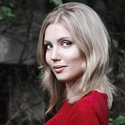 Single miss Ira, 28 yrs.old from Ostrov, Russia