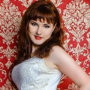 Pretty mail order bride Inna, 28 yrs.old from Vinnitsa, Ukraine