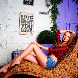 Beautiful miss Anastasiya, 23 yrs.old from Kiev, Ukraine