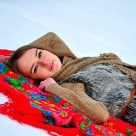 Gorgeous bride Anastasiya, 23 yrs.old from Kiev, Ukraine