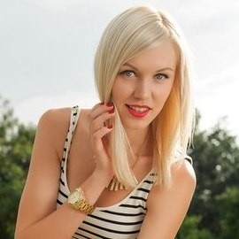 Gorgeous pen pal Tetyana, 26 yrs.old from Herson, Ukraine