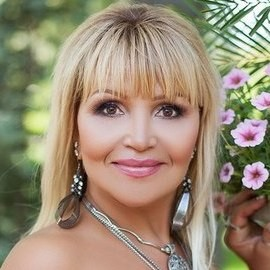 Pretty woman Iryna, 55 yrs.old from Kharkov, Ukraine