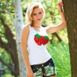 Charming wife Irina, 28 yrs.old from Nikolaev, Ukraine