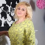 Single wife Oksana, 49 yrs.old from Khmelnytskyi, Ukraine