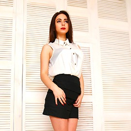 Charming lady Yana, 21 yrs.old from Kiev, Ukraine