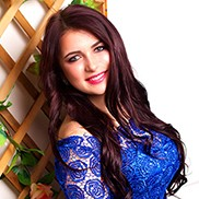 Beautiful mail order bride Yana, 20 yrs.old from Sumy, Ukraine