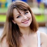 Beautiful mail order bride Oksana, 36 yrs.old from Zaporozhye, Ukraine