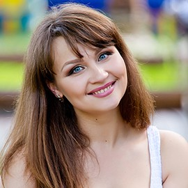 Beautiful lady Oksana, 35 yrs.old from Zaporozhye, Ukraine