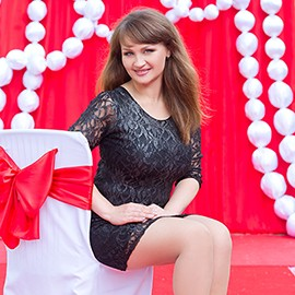 Beautiful wife Oksana, 36 yrs.old from Zaporozhye, Ukraine