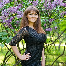 Gorgeous lady Oksana, 35 yrs.old from Zaporozhye, Ukraine