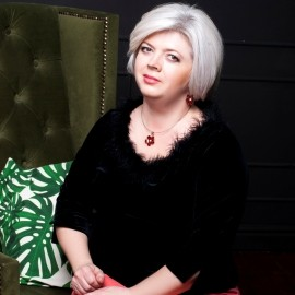 Gorgeous girlfriend Oksana, 50 yrs.old from Kiev, Ukraine