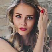 Charming girlfriend Daria, 25 yrs.old from Lugansk, Ukraine