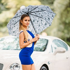 Beautiful mail order bride Alina, 23 yrs.old from Kishinev, Moldova