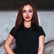 Single bride Anna, 25 yrs.old from Kiev, Ukraine