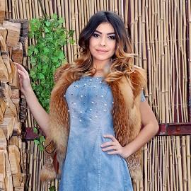 Single girl Marina, 20 yrs.old from Kharkov, Ukraine
