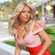 Single bride Victoria, 37 yrs.old from Odessa, Ukraine