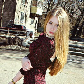 Pretty wife Kristina, 22 yrs.old from Kiev, Ukraine