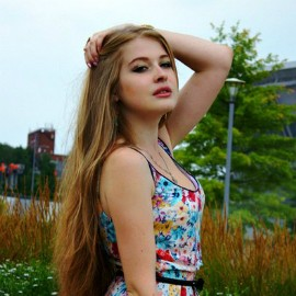 Beautiful woman Kristina, 22 yrs.old from Kiev, Ukraine