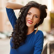 Single bride Yana, 27 yrs.old from Boryspil, Ukraine