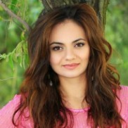 Pretty lady Anastasia, 25 yrs.old from Berdyansk, Ukraine