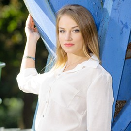 Single girlfriend Yaroslava, 26 yrs.old from Paltava, Ukraine