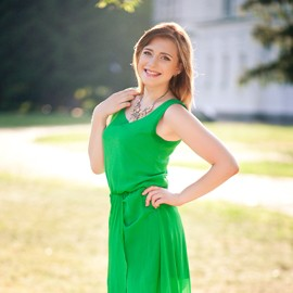 Nice woman Inna, 24 yrs.old from Paltava, Ukraine