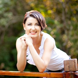 Single girlfriend Inna, 37 yrs.old from Paltava, Ukraine
