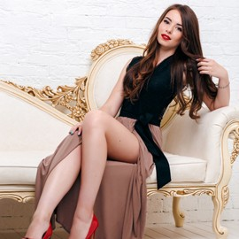 Single bride Ludmila, 22 yrs.old from Poltava, Ukraine