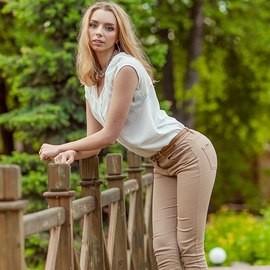 Single miss Anna, 20 yrs.old from Kiev, Ukraine