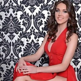 Single bride Eugenia, 25 yrs.old from Kiеv, Ukraine