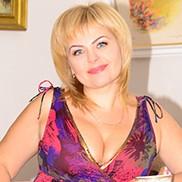 Charming pen pal Anna, 39 yrs.old from Berdiansk, Ukraine