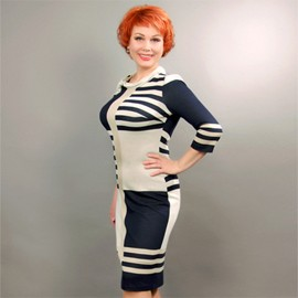 Amazing wife Tatyana, 50 yrs.old from Sumy, Ukraine