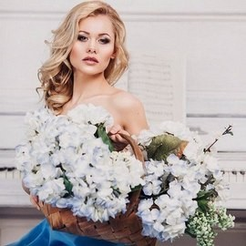 Single bride Anastasia, 29 yrs.old from Minsk, Belarus
