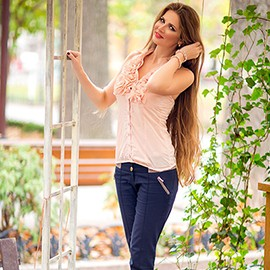 Amazing mail order bride Evgeniya, 23 yrs.old from Odessa, Ukraine